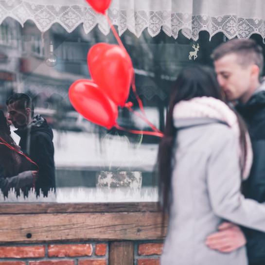 We vieren dit jaar Valentijn bijna allemaal thuis