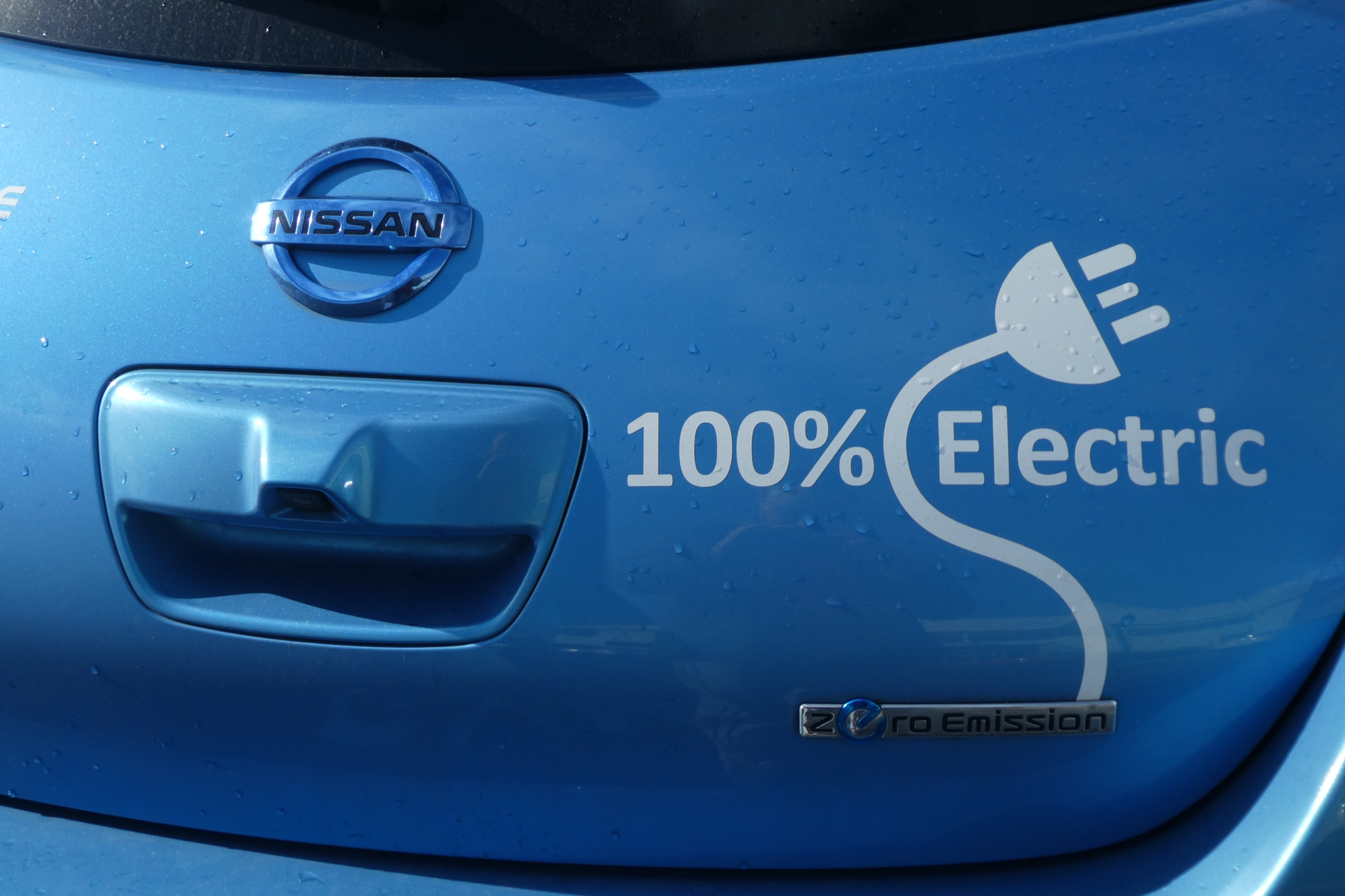Electric Car Lessons