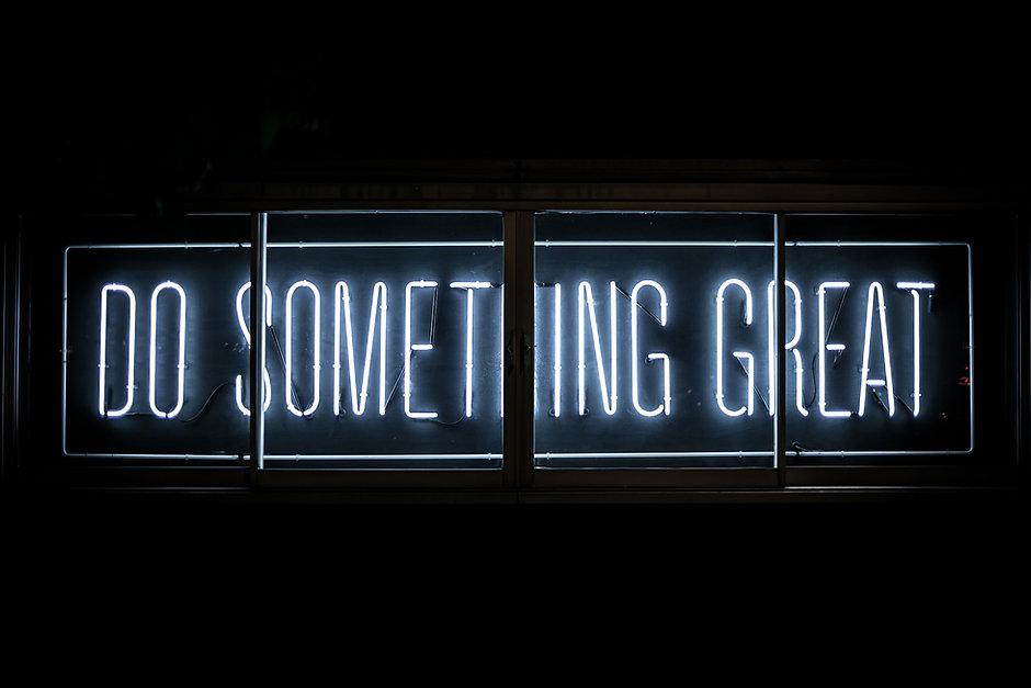 Do Something Great Image