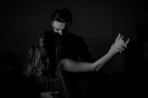 1 Tango class/ couple