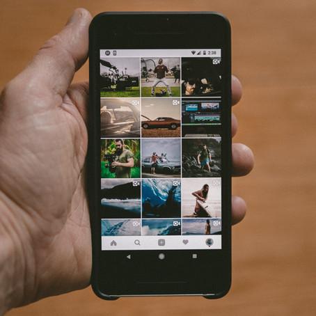 My Top 5 Social Media Tips