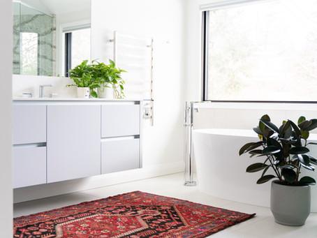 DIY à la salle de bain