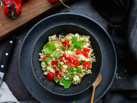 Foodie Fitness - Quinoa Bowl