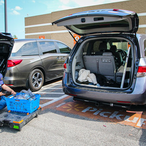 Tips for Grocery Pickup