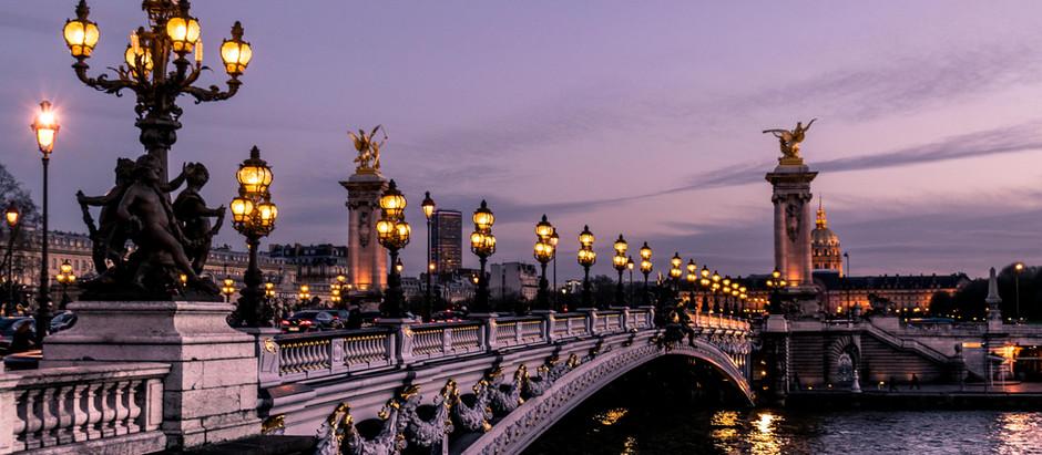 France Trip Travel Points Breakdown