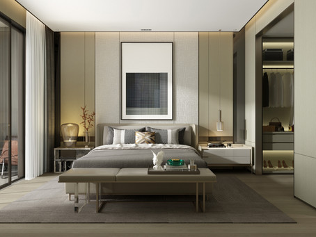 Five ways to feng shui your bedroom