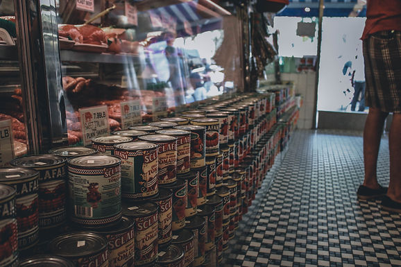 Canned Fish & Seafood