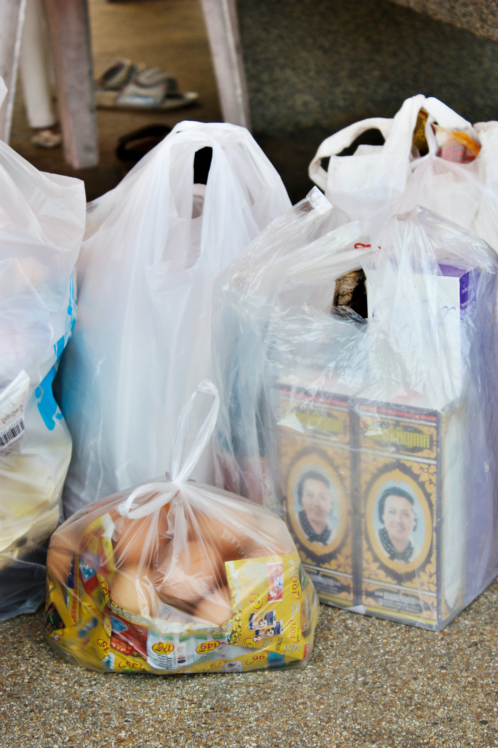 How Are Plastic Shopping Bags Recycled- Plastic Shopping Bags Recyclable Process
