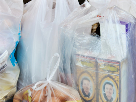 How Are Plastic Shopping Bags Recycled?