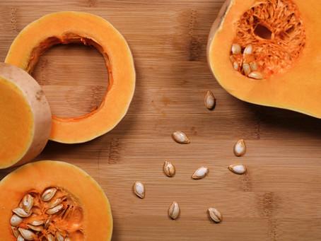Butternut pumpkin risotto