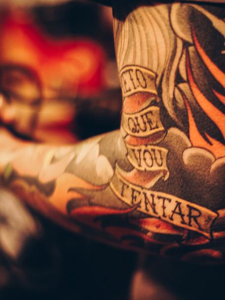 Choosing Tattoo idea & booking your tattoo artist