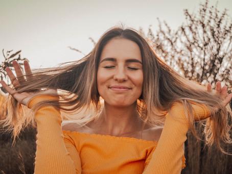 Healthy Diet, Nutrition & Hair Growth