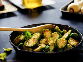 Do Brussels sprouts cause an IBS flare?