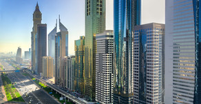 Dubai's economy starting to heal, still 'long way from recovery'