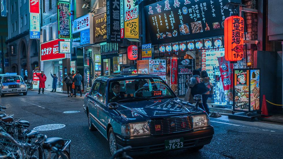 Nagoya Local Town Food & Cultural Tour