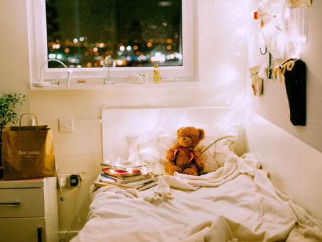 The dorms that you never want to leave
