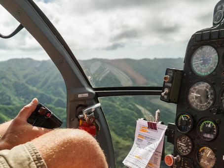 Growing Air Tours Crowd Island Skies & Upset Residents