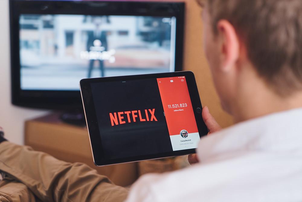 Netflix informó el martes que superó los 200 millones de suscriptores pagos a nivel mundial en el trimestre que terminó recientemente, ya que los ingresos anuales superaron los US $ 25 mil millones para el gigante de la televisión en streaming.