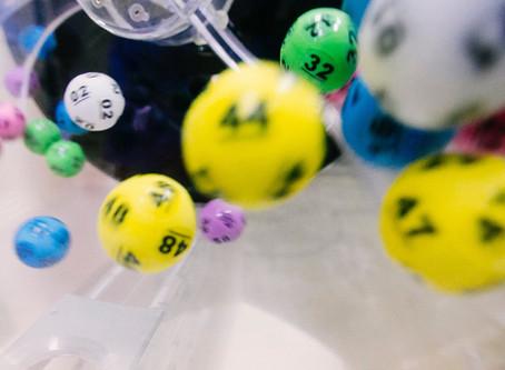 12. Een lot uit de loterij