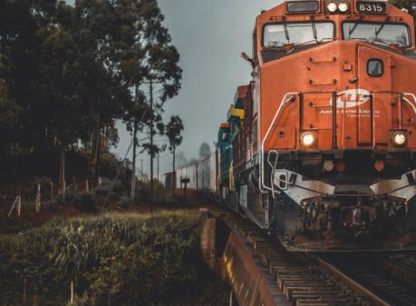Transport koleją. Ile kosztuje transport kolejowy z Chin w czerwcu? Transport kolejowy cena