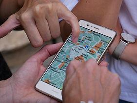 Location Maps