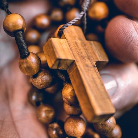 El Rosario, oración encarnada