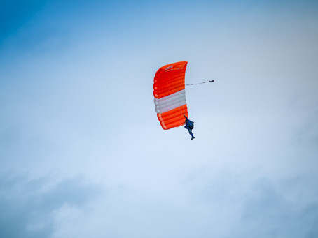Parachute -- Message of the Day