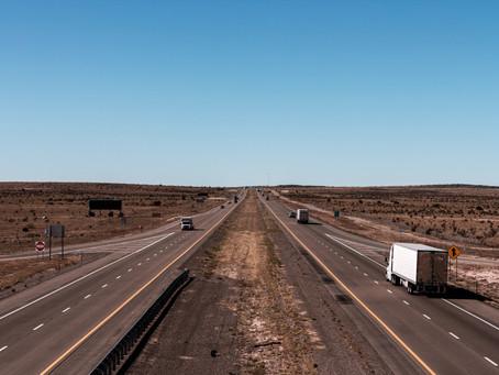 Segurança no transporte rodoviário de cargas