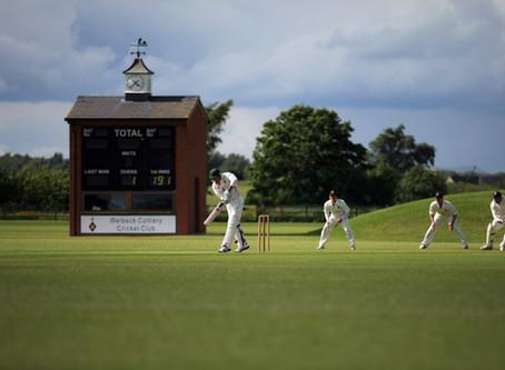 At Home Cricket: Week 5