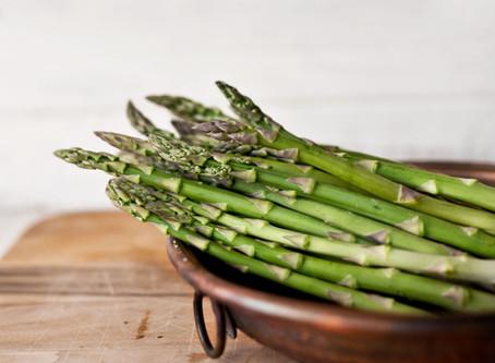 Creamy Spring Asparagus Soup