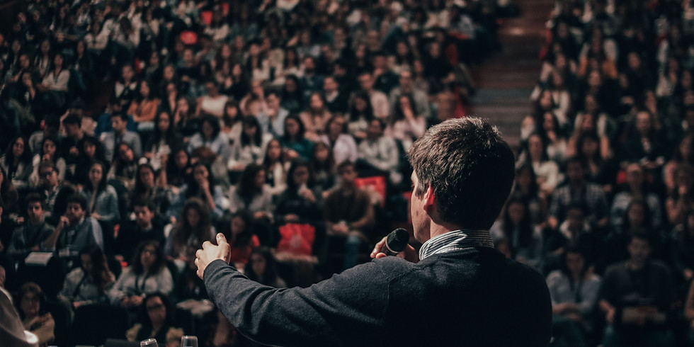 WEBINAR: The Art of Public Speaking