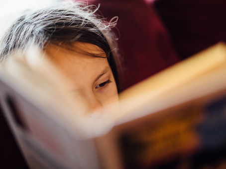 Has something happened to girls' reading?