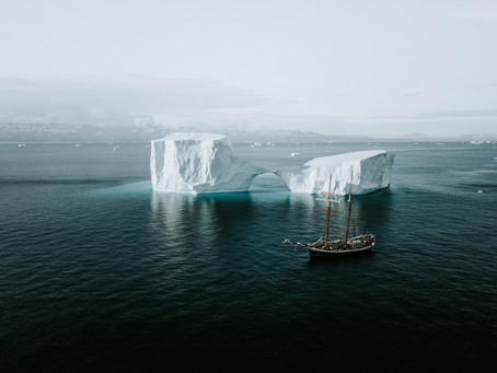 As Glaciers Thaw, the Arctic Becomes a Hot Spot for Geopolitical Interests