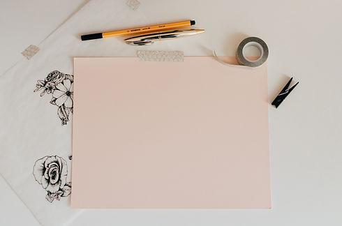 Blank Design Template