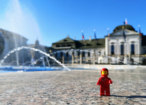 Heritage Council calls on children across the country to showcase local heritage through LEGO®