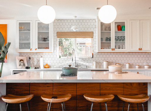 Kitchen remodel spend up, here are the trends to track.