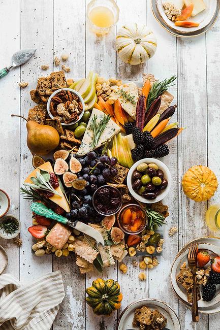 Vegan Grazing Catering