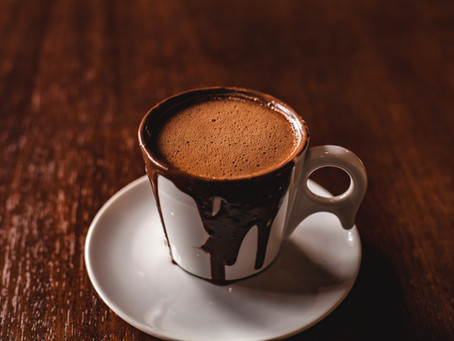 Receita: Chocolate Quente saudável