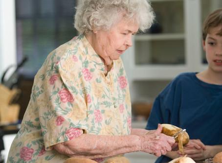 Information Overload:  Senior Lifestyle