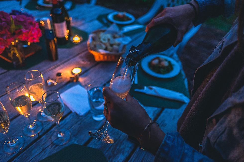 Alfresco Dining Experience