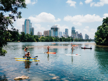 Hunting Antiques, BBQ & Swimming Holes in Texas