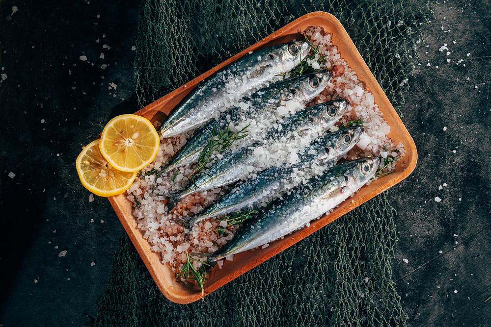 salted fish thyroid iodine