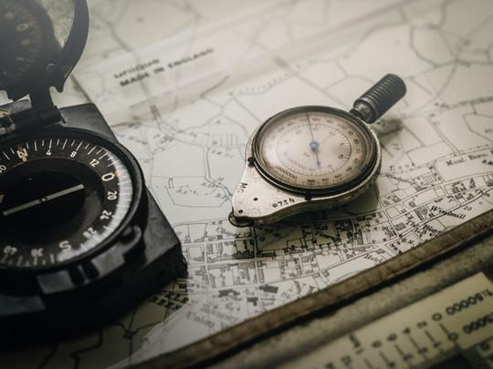 Navigation Post / Columbus Day