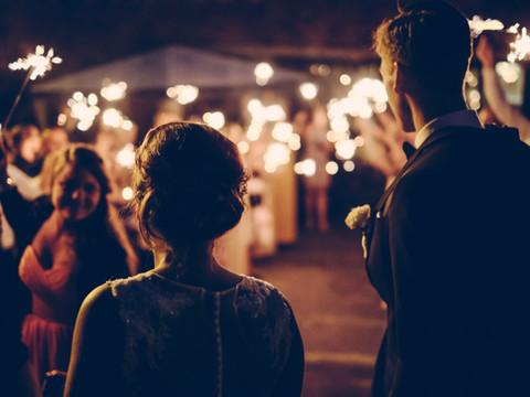Wedding Night Farewell