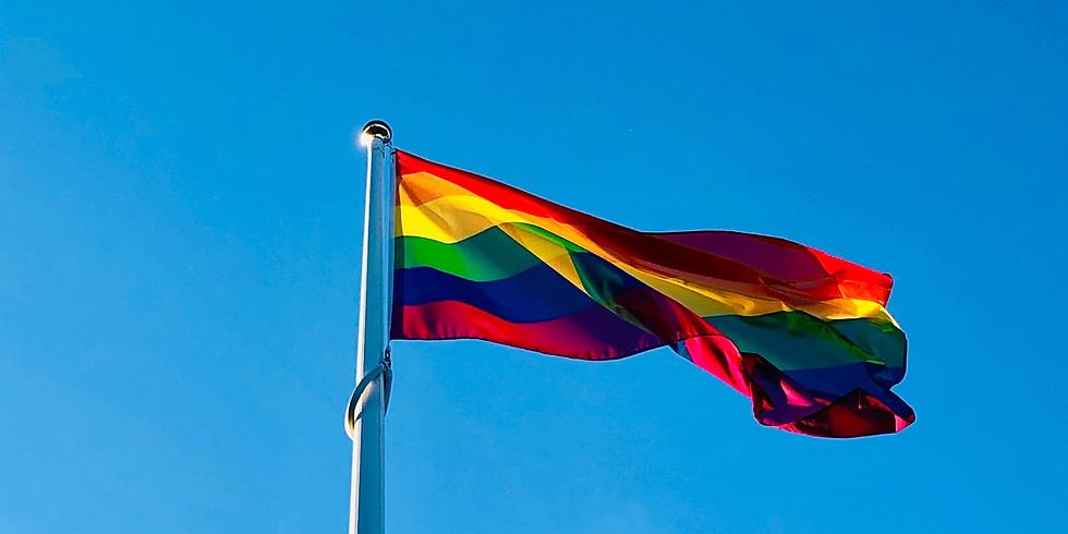 City of Salem Pride Flag Raising Ceremony