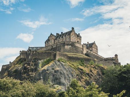 A rota literária de Edimburgo!