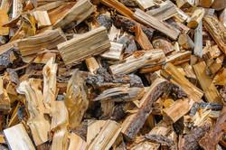 Delivered wood fuel