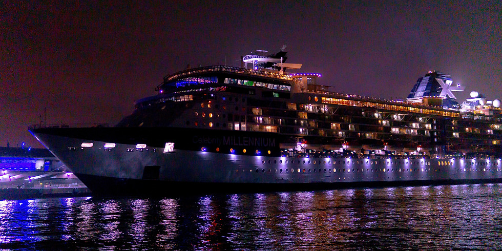 *Best Private Event *A Cruise To Die For