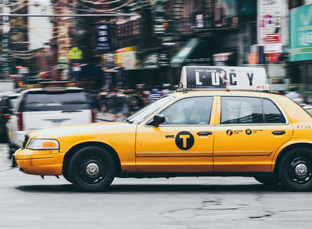 Disinfecting Your Taxi, Limo or Ride-Share Vehicle