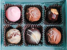 Mmm... chocolates!